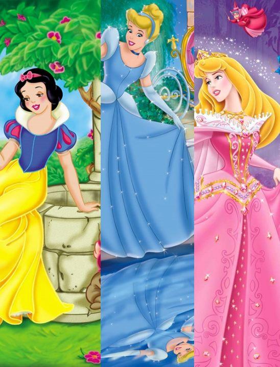 Blanche Neige, Cendrillon et Aurore : Les Princesses Passives ? 48664610