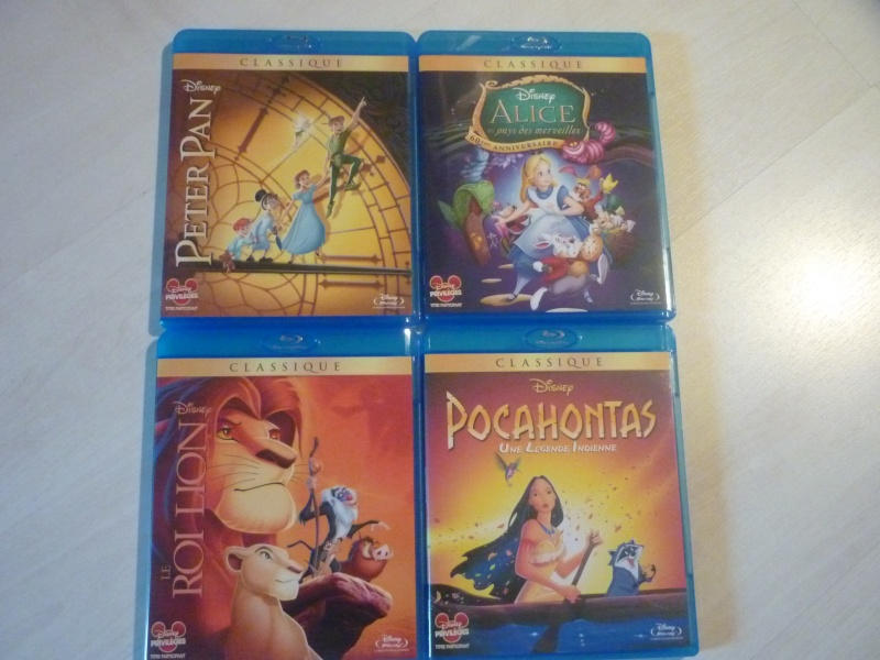 [Shopping] Vos achats DVD et Blu-ray Disney - Page 5 P1030622