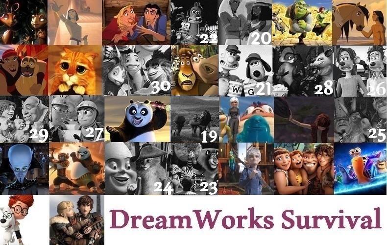 [Survival] Les films d'animations DreamWorks - round 11 - Page 7 Surviv28