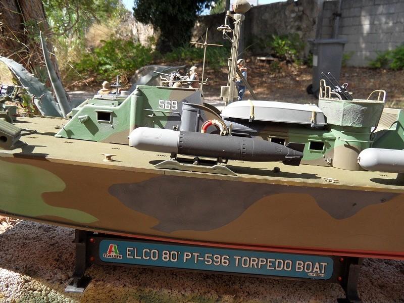 ELCO 80 TORPEDO BOAT 1/35 ITALERI par Aline 13000 - Page 6 Sam_0731