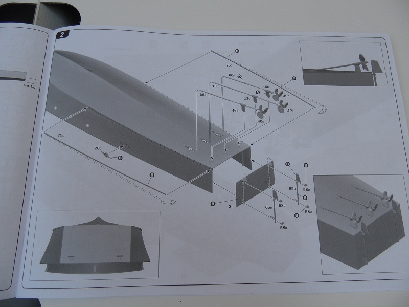 Italeri vosper mtb 1/35e le kit Sam_0814