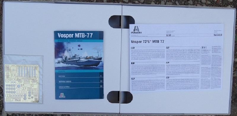 Italeri vosper mtb 1/35e le kit Sam_0816