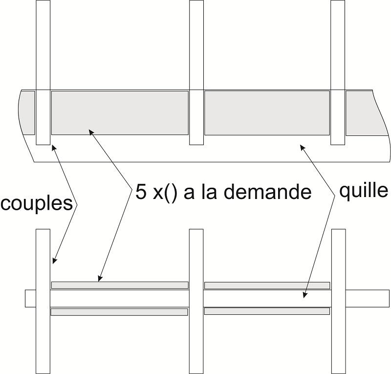 """Escorteur d'escadre """"La Galissonnière""""  plan MRB 1/100è (le chantier a réouvert ses portes) - Page 15 Sans_n10"""