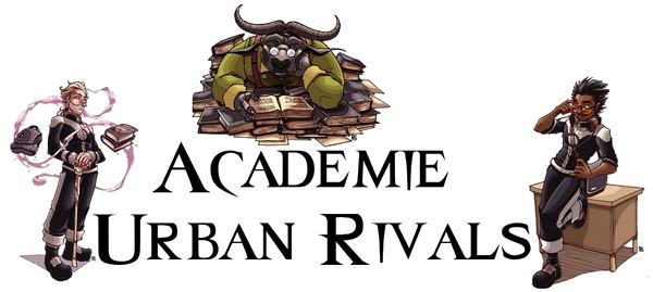 L'Academie d'Urban Rivals