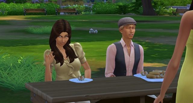 [Sims 4] Un souvenir de vos premiers instants de jeu 06-09-11