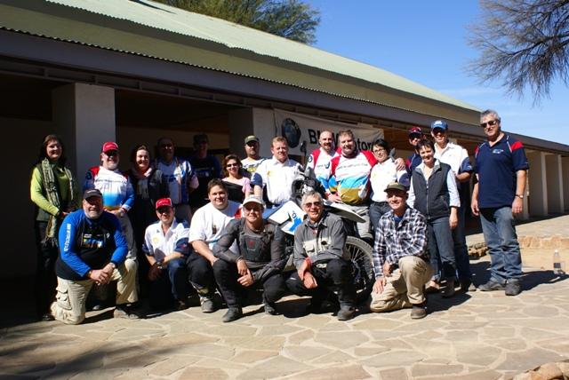 2012 BMW MCC Namibia AGM Trip reports. Omarur11