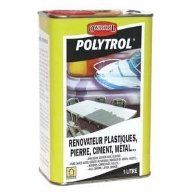 Comment restaurer ce plastique Polytr10