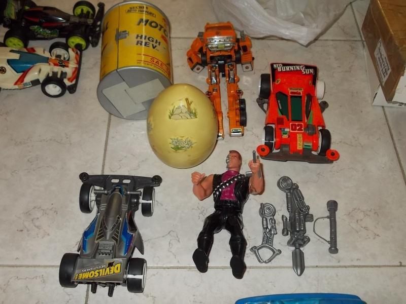 lotto giocattoli anni 90 vari 39 euro spediti 00411