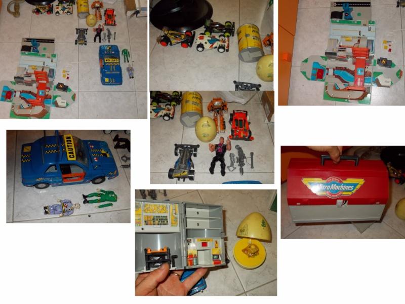 lotto giocattoli grande 2 lotti anni 80 90 2000 vari 60 euro spediti 011_2010