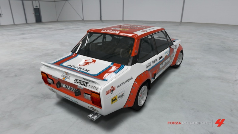 Fiat 131 Abarth '80 - Team Martini Fiat_112