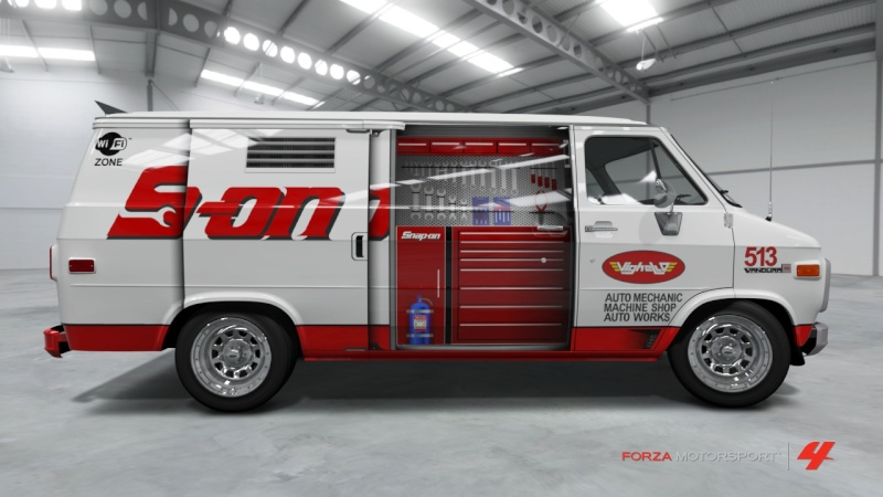 GMC Truck - Vandura G-1500 '83 - Team Snap-on Gmc_tr12