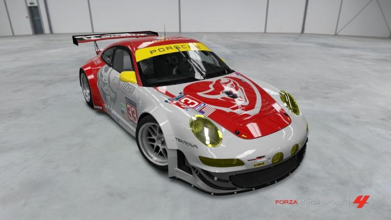 Porsche - 911 GT3 RSR '11 - Team Flying Lizard Motorsports Porsch19