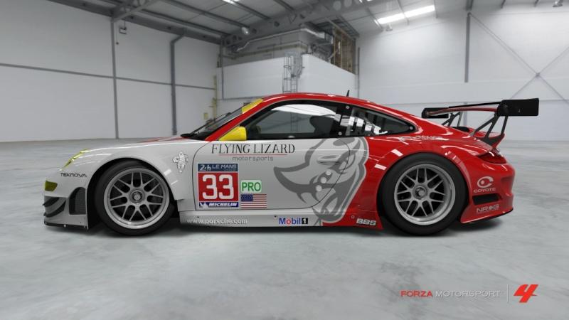 Porsche - 911 GT3 RSR '11 - Team Flying Lizard Motorsports Porsch20