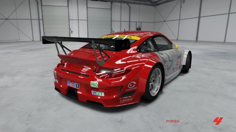 Porsche - 911 GT3 RSR '11 - Team Flying Lizard Motorsports Porsch21