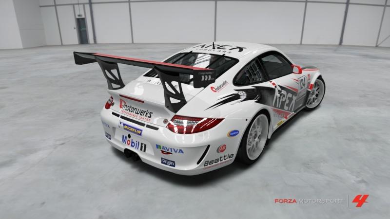 [Livrea FM4] Porsche 911 GT3 Cup '11 - Team Apex Porsch24