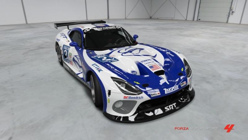 Viper - SRT Motorsport GTS-R '13 - Team Schroth Viper_13
