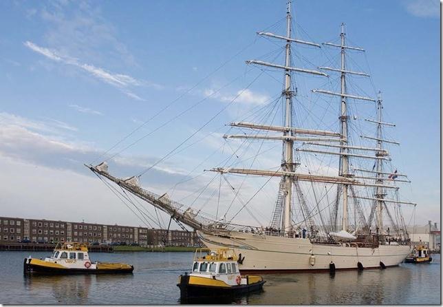 Nouveau grand voilier Shabab10