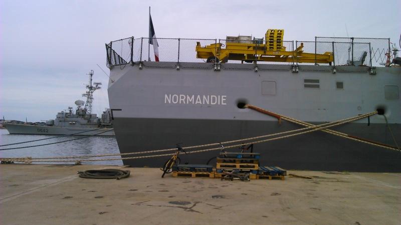 NORMANDIE D651 (FREGATE) 15510