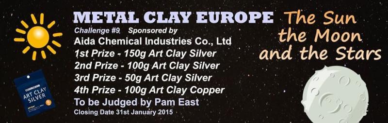 Nouveau concours Metal clay Europe : Le soleil la lune et les étoiles ! Mce10