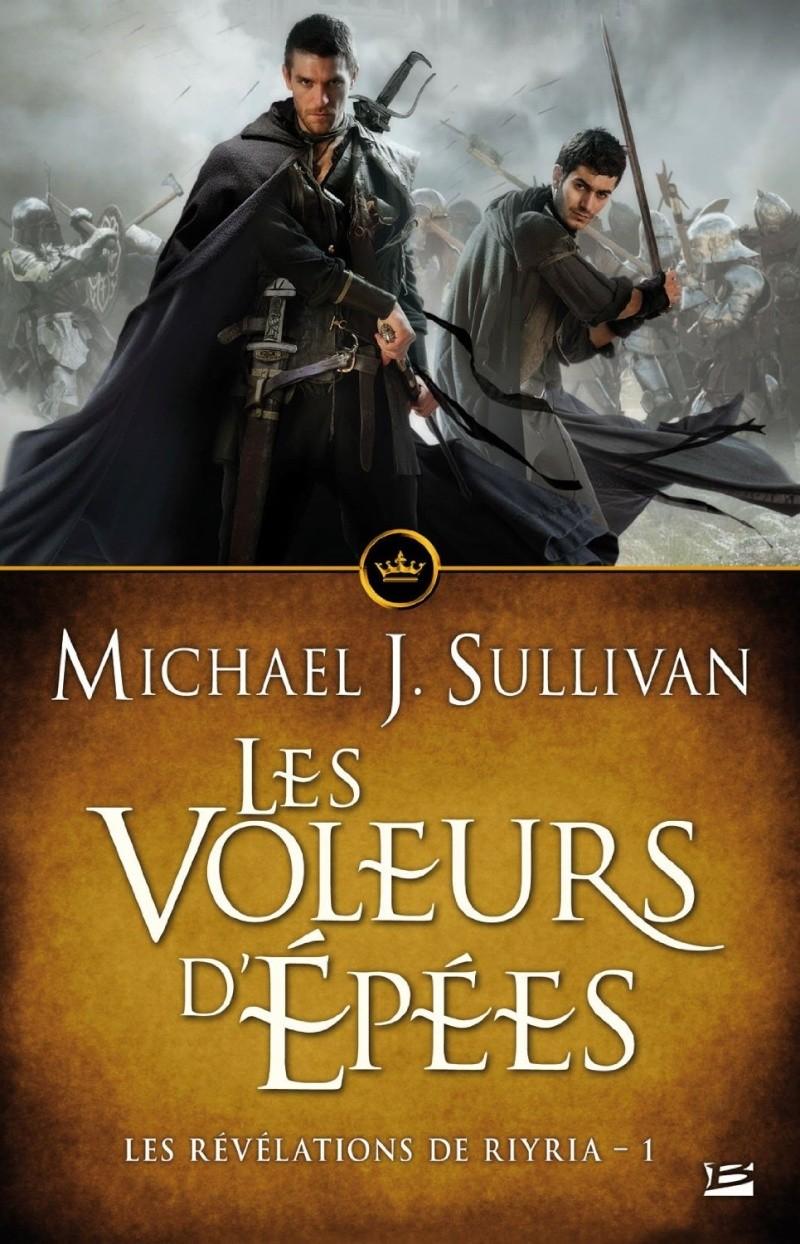 SULLIVAN Michael J. - LES REVELATIONS DE RIYRIA : Les voleurs de l'épée 81ih8a10