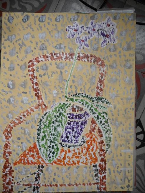 Créativité, liberté et vérité Chaise10