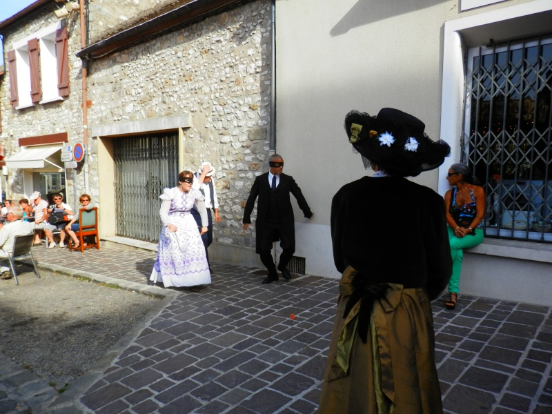 Fete 1900 a Moret 2014, les photos Cp928210