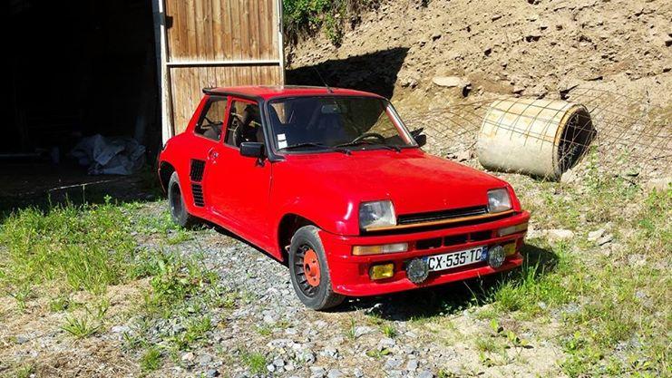 [38] R5 Alpine Turbo Kit turbo 2 10269510