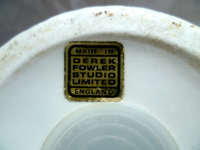 Derek Fowler Studio Ltd. P1060811
