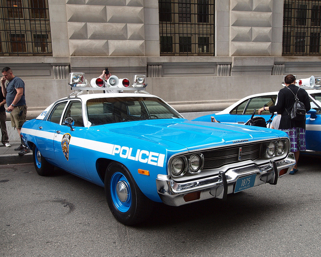 NYPD OLD véhicules  74756310
