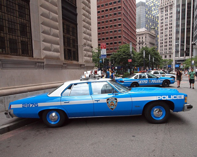 NYPD OLD véhicules  74800610