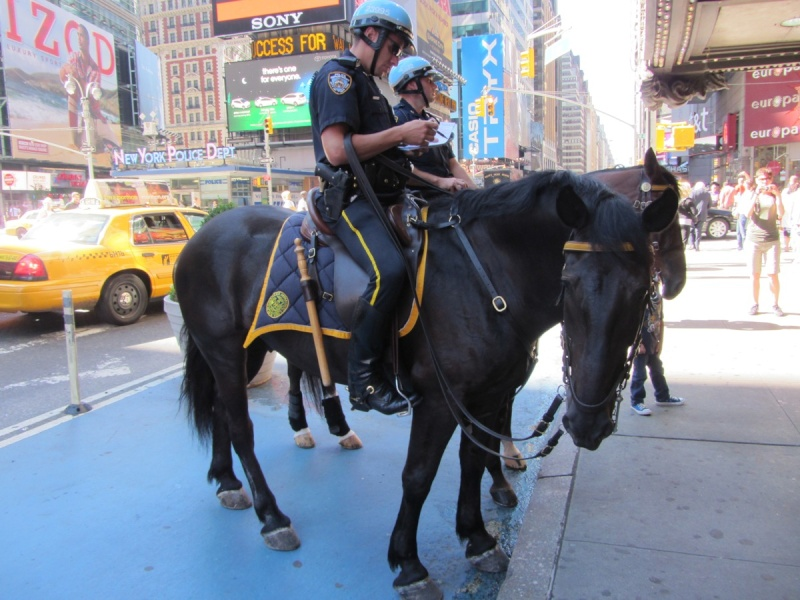 Uniforme NYPD 1950 - 2014 Hello-10