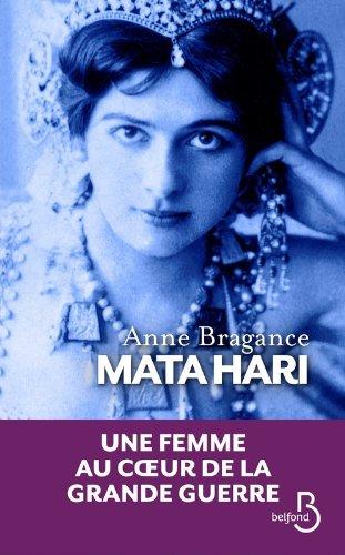 MATA HARI de Anne Bragance 51o5jq10
