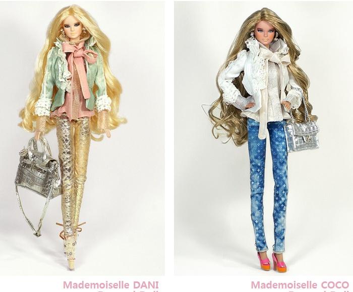DANIDOLLS - Mademoiselle Dani et Mademoiselle Coco Danido10