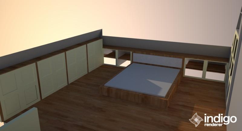 [réalisation] Un lit à tiroirs en trois-plis Projet10