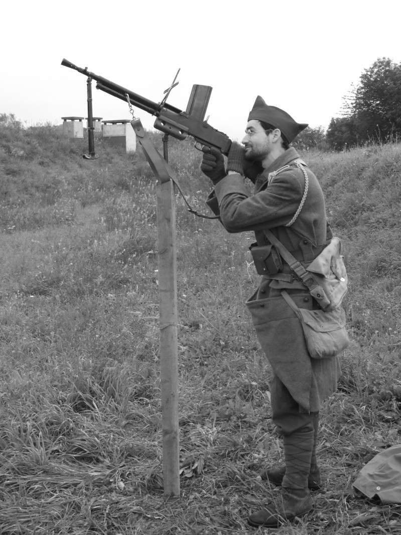 France 1940 - troupes en casernement dans la citadelle de Belfort. Jeff_f10