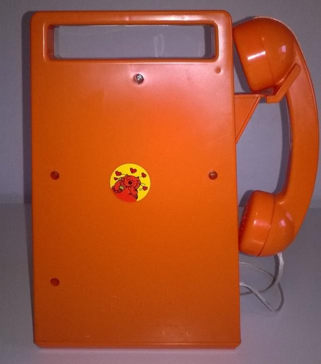 Isidoro e Sonja telefono giocattolo Isidor12