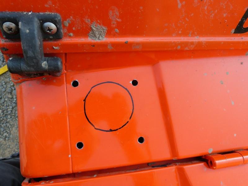 Préparation de mon sam orange pour le TT - Page 14 P1050930