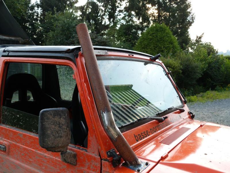 Préparation de mon sam orange pour le TT - Page 14 P1050931