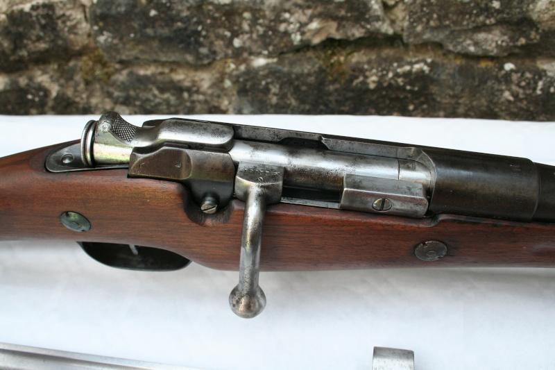 Mousqueton Berthier 1892. 50010