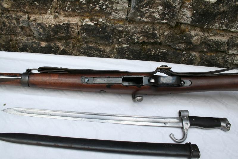 Mousqueton Berthier 1892. 50210