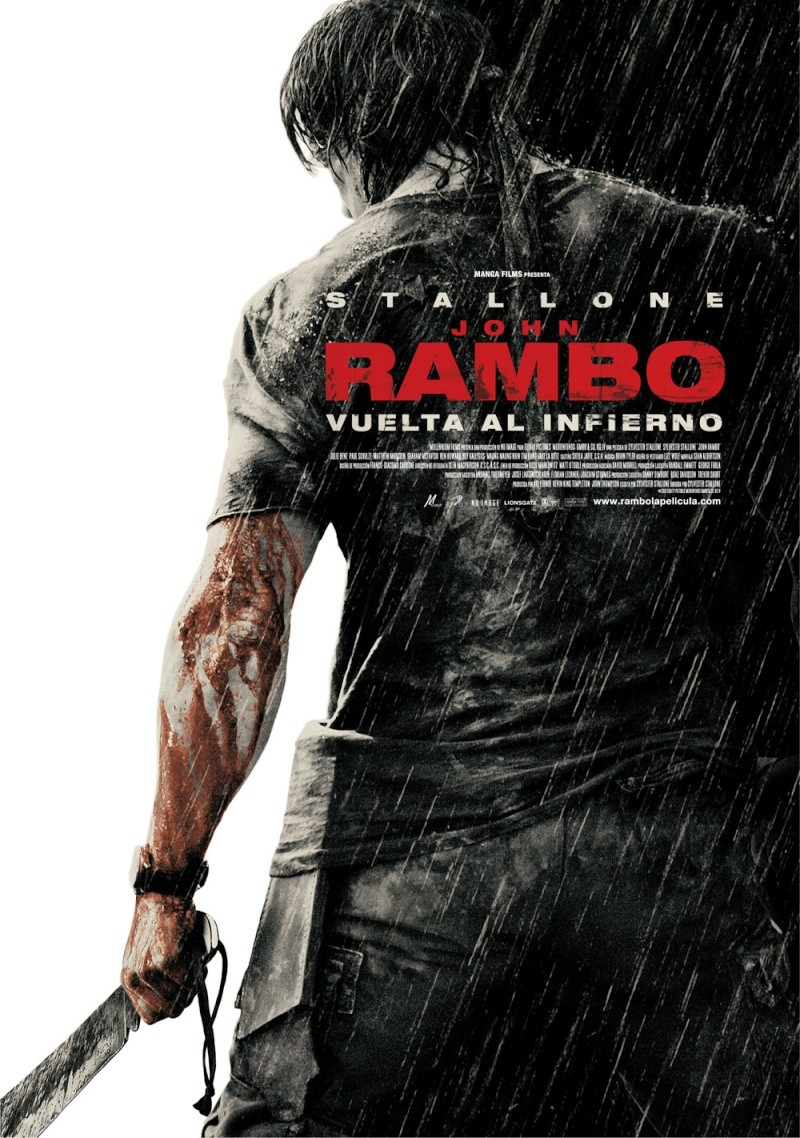 Ouverture de la chasse... snif Rambo411