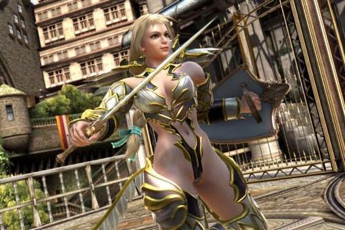 Soulcalibur: Lost Swords Ew10