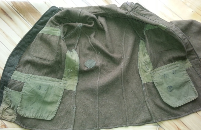70th Overseas Battalion, Canadian Expeditionary Forces, tunic 2014-137