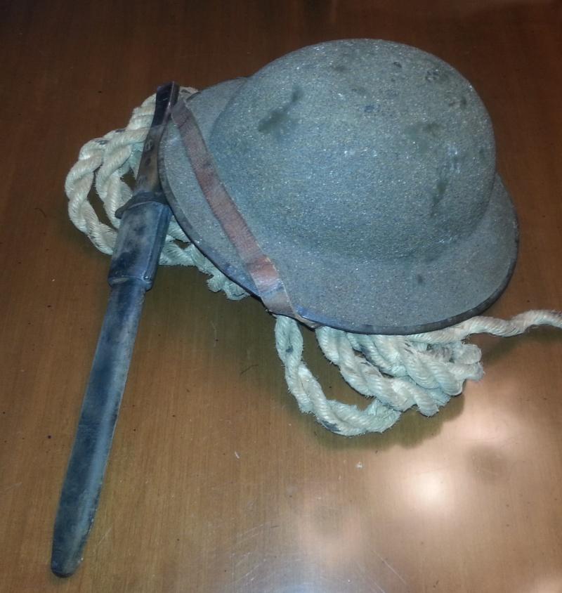 Helmet, Brodie Mark I 2014-142