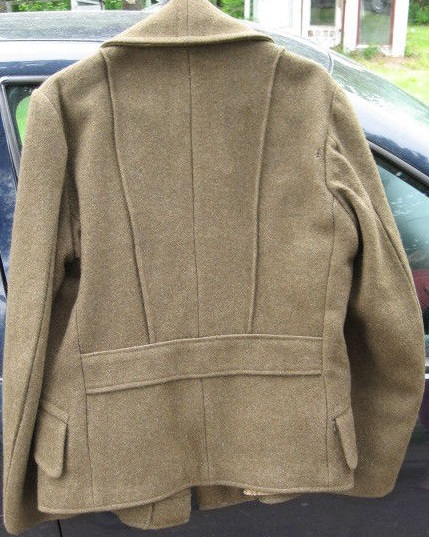 Canadian jacket on 1943  210