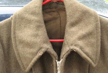 Canadian jacket on 1943  310