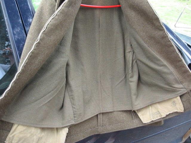 Canadian jacket on 1943  410