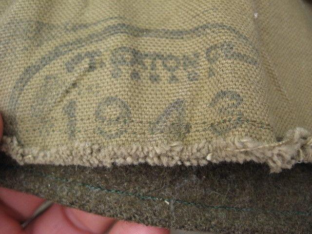 Canadian jacket on 1943  510