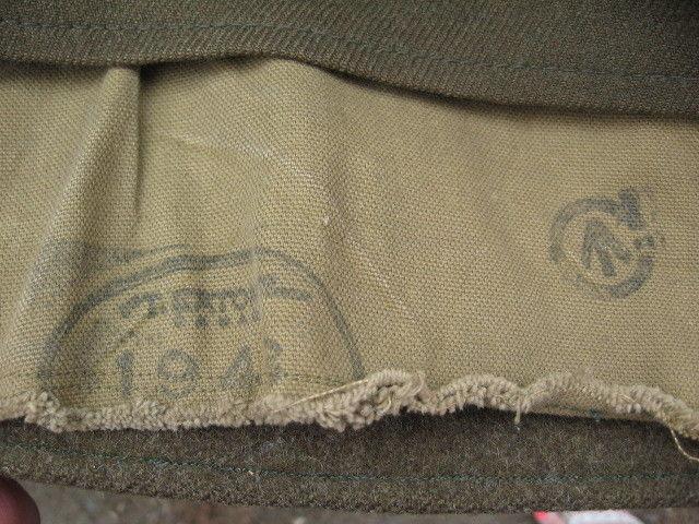 Canadian jacket on 1943  _5711