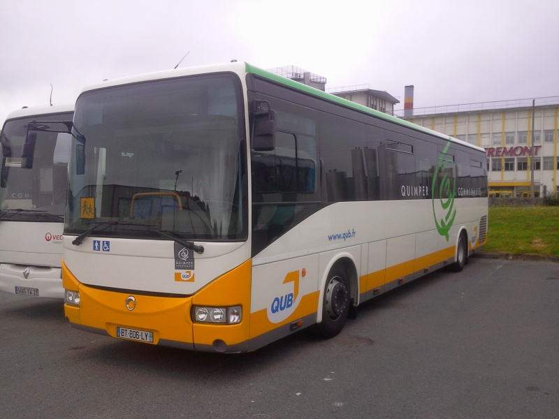 Quimper (29) - QUB Irisbu29